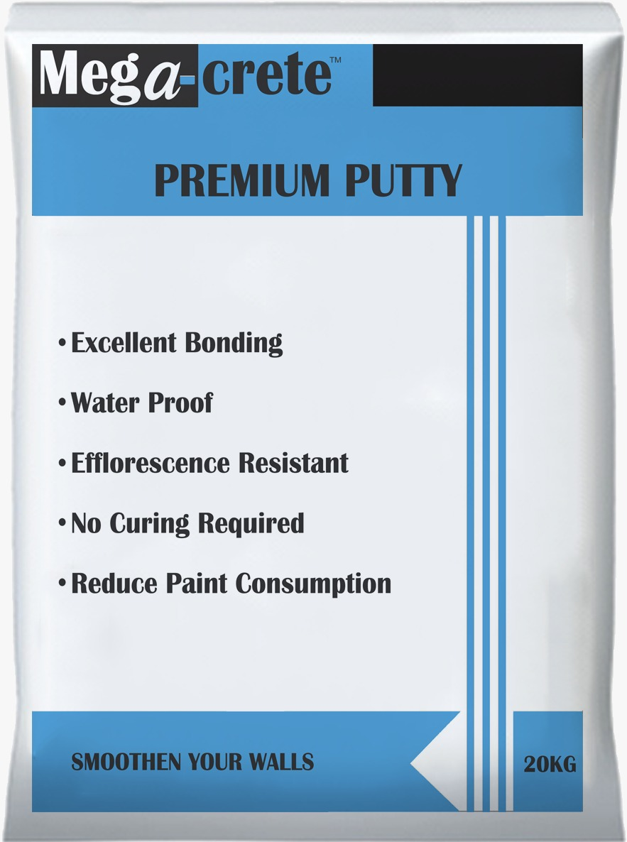 Mega Crete Premium Putty